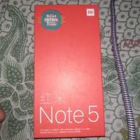 Xiaomi Redmi Note 5 Pro BEKAS ( 4 / 32 )