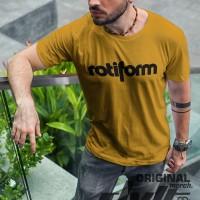 Harga kaos t shirt otomotif rotiform wheels logo | antitipu.com