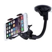 Car Phone Holder Tempel Hp Mobil Panjang Lazypod Mount Handphone GPS