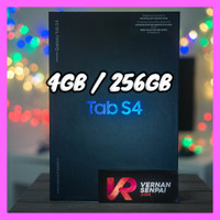 Samsung Galaxy TAB S4 10.5 4GB / 256GB TABLET S 4 BRAND NEW