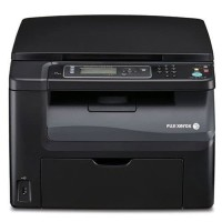 Printer LaserJet Warna Fuji Xerox DocuPrint CM215 b Print Scan Copy