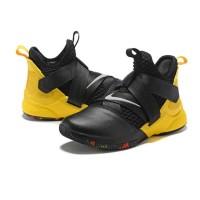 06cf8746a3b Sepatu Basket Nike Lebron Soldier 12 Black