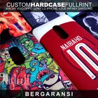 Custom Case Oppo/Lenovo/Samsung/Xiaomi/Vivo/Iphone Fullprint Hardcase