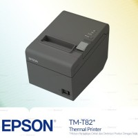 Printer Epson Thermal TM-T82 302 SERIAL USB