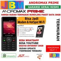 HP 4G Murah _ Andromax Prime Bonus Data 30GB