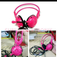 Headset gaming keenion murah / headset pc computer game online laptop