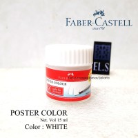 Faber Castell Poster Color 15 ml WHITE