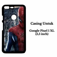 Casing HP GOOGLE PIXEL 1 XL spiderman custom Custom Hard Case Cover