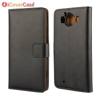 Wallet Cover Case For Microsoft Nokia Lumia 520 625 630 640 820 920 92