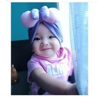 BABY HEADBANDS / BANDANA ANAK / BANDO ANAK / TURBAN ANAK