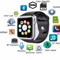 JUAL Cognos Smartwatch A1 GSM Gold jam hp