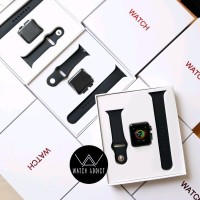 JUAL Smartwatch IWO 5 Best Clone Apple Watch iWatch 3 Series Special