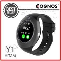 JUAL Cognos Y1 Smartwatch GSM Sim With Camera Card Smart Watch