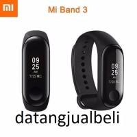 JUAL Xiaomi Mi Band 3 Standard Version Black