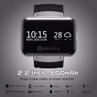 JUAL NEW PRODUK Cognos Smartwatch DM98 GSM Heart Rate Android 4 4 Hit