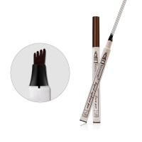 Microblading Eyebrow Pen Pencil Pensil Alis Microblade 4 Garis
