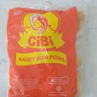 Cibi Nugget Ikan Pedas 500gr // olahan ikan // nuget pedas