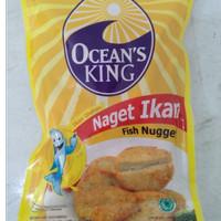 Ocean's King nugget ikan 200gr // nuget ikan