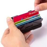 Harga promo dompet kartu money clip pembuka tutup botol metal 3 lay | Pembandingharga.com