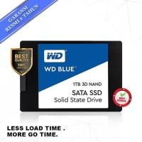 SSD WD Blue 3D Nand 1TB 2.5 SATA3