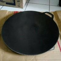 Harga wajan martabak telor 50 cm asin roti cane kwali kuali | Pembandingharga.com