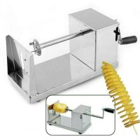 Pisau Kentang Ulir Spiral Tornado Twist Potato Slicer Maker