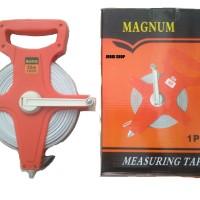 Harga meteran tancap tanah measure tape long 50 | antitipu.com