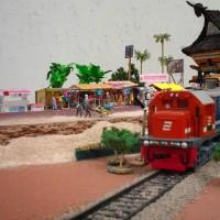 Miniature Kereta Lokomotif CC20126