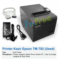 Printer Kasir POS Thermal Epson TM82 TM-82 TM-T82 TMT82 Auto Cutter
