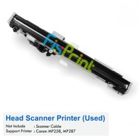 Head Scanner Printer Canon MP258 MP87 Lampu Scan MP287 Tanpa Kabel
