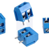 Screw Terminal Block 2 Pin Skrup PCB Blok Pitch 5mm Cable Connector