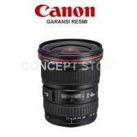 Canon EF 17-40mm f/4L USM Lensa Kamera . EF 17 40