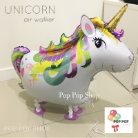 Jual Balon Foil Animal Air Walker Unicorn / Pet / Unicorn Pony AirWalker Murah