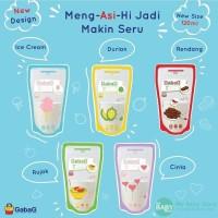 Kantong ASI Gabag - Plastik ASI Gabag | Breastmilk Storage Bag 120ml