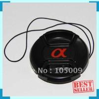 Penutup Lensa Kamera Sony Alpha A7 A9 A6500 A5000 A7R A7S-40.5mm