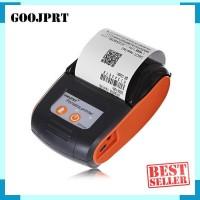 GOOJPRT POS Bluetooth Thermal Receipt Printer 58mm - JP-PT210-Hitam