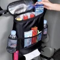 ORGANIZER BAG AUTO CAR / TEMPAT PENYIMPANAN MAKANAN DAN MINUMAN MOBIL