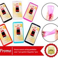 Case Paling Bagus Termurah Vivo Y53 2017 Slim Matte 360 FullBody Hp