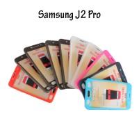 Case Paling Bagus Termurah Samsung J2 Prime Slim Matte 360 FullBody Hp