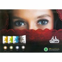 Softlens Zuhra Halal MUI / softlense normal