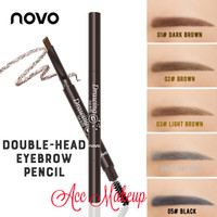 NOVO Double Head Drawing Eyebrow Pencil Original #003 ORIGINAL