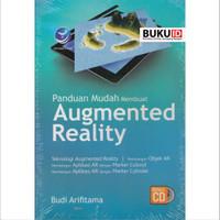Buku Panduan Mudah Membuat Augmented Reality + CD