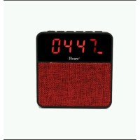 Bcare Speaker Bluetooth Portable With Clock Istage