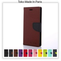 Lenovo A6600 / Flip Wallet Case Casing Cover
