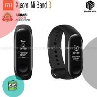 Xiaomi Mi Band 3 Smartband 100% Original - Black