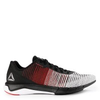 Jual Sepatu Lari Original Reebok Flexweave Run - White/Primal Red Murah