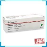 Hemobion - Vitamin Penambah Darah Masa Hamil dan Menyusui