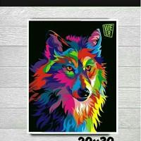 WALL DECOR ART/ DEKORASI RUMAH,DLL AL-66