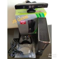 XBOX 360 SLIM 500GB +KINECT FULL GAMES