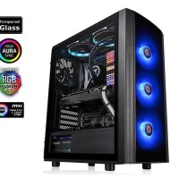 Thermaltake Versa J25 TG RGB Edition